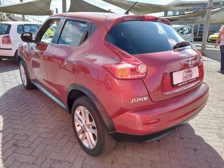 2012 Nissan Juke Acenta+ 1.6 full