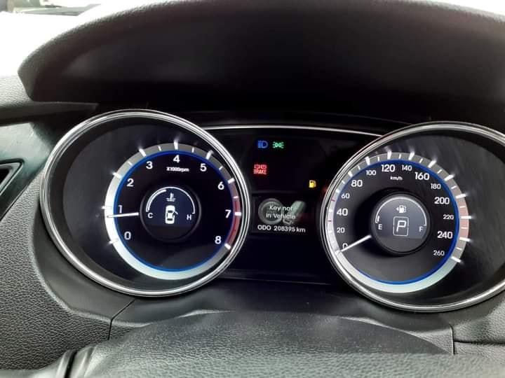 2010 Hyundai Sonata 2.4 GLS full